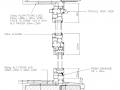 Internally Glazed Tilt Turn - Vertical Section