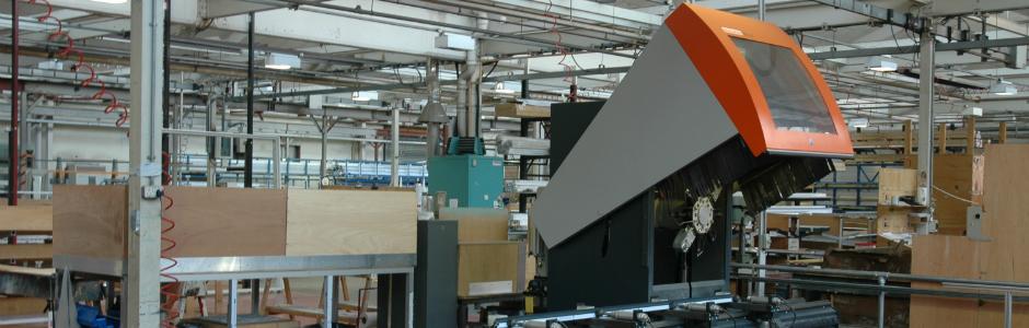 Window Glass Factory 2