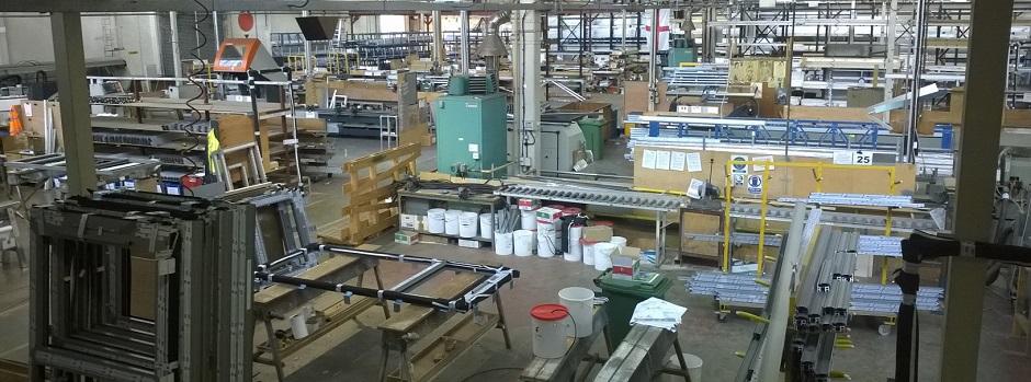 Factory 1 - Banner