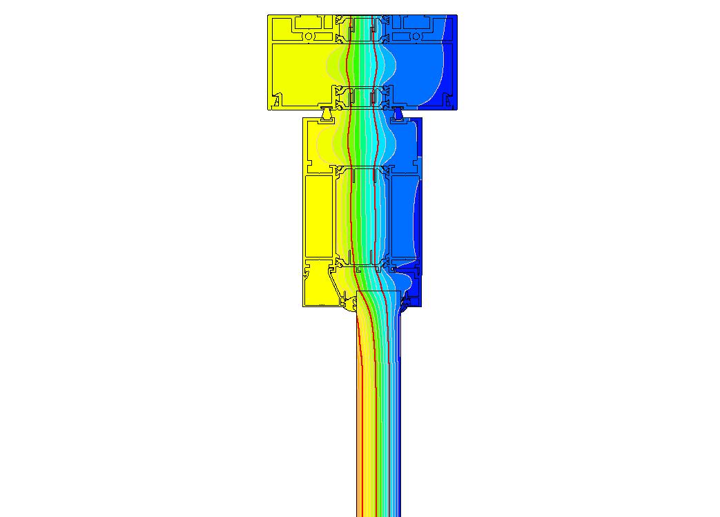 1100 Series Door Head - Thermal